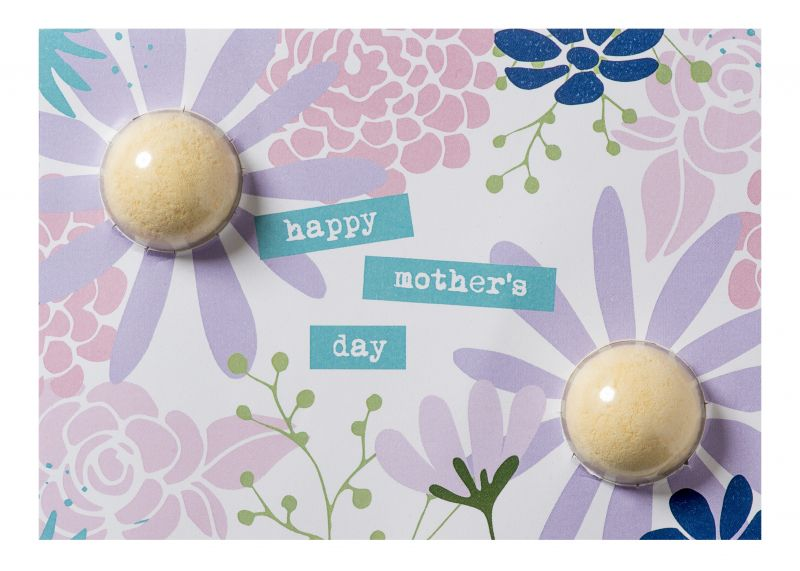 Felicitare Happy Mother Day, Bomb Cosmetics