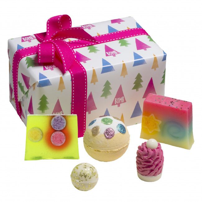 Set cadou O Christmas Tree, Bomb Cosmetics